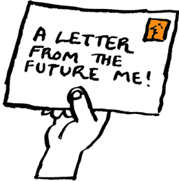 Letter from the future me
